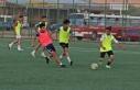 Büyükşehir'in futbol takımları çalışmalara...