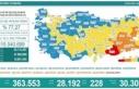 22 Ekim koronavirüs verileri paylaşıldı