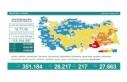 23 Ekim koronavirüs verileri paylaşıldı