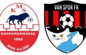 Vanspor, Kahramanmaraş'ı 3 gole devirdi:0-3