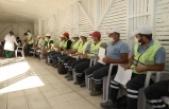 İpekyolu Belediyesi personeli koronavirüs aşısı oldu