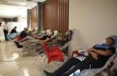 Emniyet Müdürü Aydın başkanlığında kan bağışı…