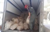 Van'da 4,5 ton uyuşturucu imha edildi