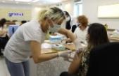 VEDAŞ personeli için yerinde aşı hizmeti...