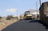 Beydağı mahalle yolu asfaltlandı