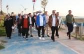 Tuşba Belediyesi'nden 'Avrupa Hareketlilik Haftası' etkinliği