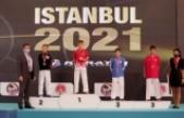 Vanlı Karateci Güngör, dünya birincisi…