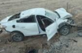Çaldıran'da otomobil takla attı: 2 yaralı