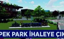 İpek Park ihaleye çıktı