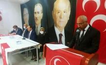 Güngöralp, yeniden MHP İl Başkanı…