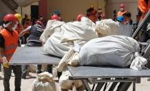 Van'da ele geçirilen 5,5 ton uyuşturucu imha ediliyor