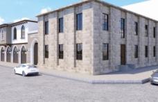 Tarihi bina turizme kazandırılıyor