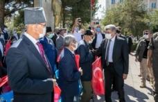 Van ve ilçelerinde 19 Eylül Gaziler Günü Kutlandı