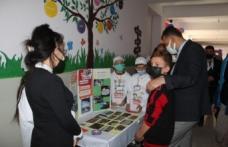 Muradiye'de '4006 TÜBİTAK Bilim Fuarı' açıldı