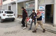 Van'da 33 düzensiz göçmen yakalandı