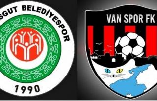 Vanspor ile Etimesgut puanları paylaştı:1-1