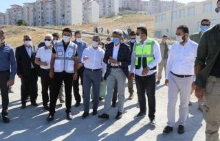 Büyükşehir ve Edremit Belediyesi işbirliğiyle...