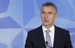 Stoltenberg: 'NATO olarak Türkiye'ye desteğimiz...
