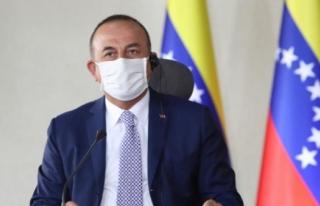 Çavuşoğlu: Türkiye, Venezuela'nın iyi ve kötü...