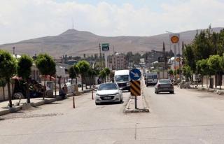 Büyükşehir, Hacıbekir Caddesi'ni yeniliyor