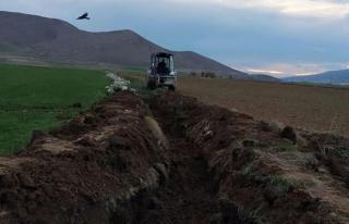 Büyükşehir Belediyesi'nin tarım alanındaki destekleri...