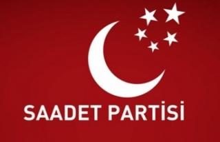 Saadet Partisi Erciş İlçe Başkanı Nevzat Yağar...