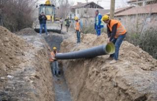 Adilcevaz Belediyesi kanalizasyon hattı yaptıracak