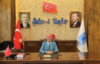 Başkan Akman'dan '5 Haziran Dünya Çevre Günü'...