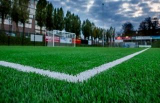 İpekyolu Belediyesi futbol sahası yaptıracak