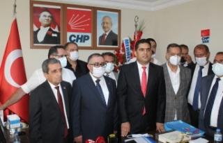 Kurukcu görevini Bedirhanoğlu'na devretti