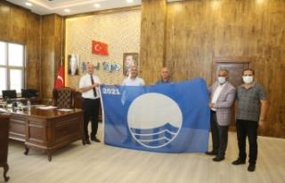 Mavi Bayrak 4. kez Mollakasım'da dalgalanacak