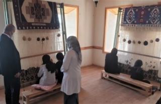 Tuşba'da dezavantajlı kadınlar tarihi geleneği...