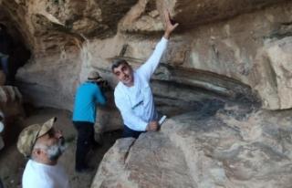 Van Gölü çevresinde arkeolojik yüzey araştırması...