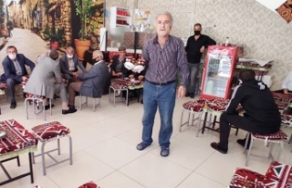 Van'ın meşhur kahvehaneleri hizmette…