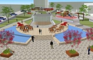 Yüksekova Belediyesi park yapacak