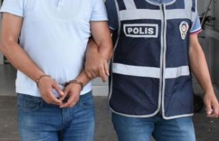 Firari PKK'lı Van'da yakalandı