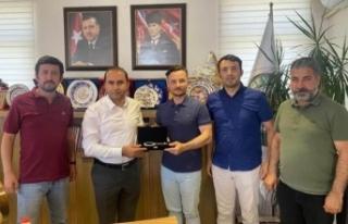 Gevaş Belediyesi, Trabzon Büyükşehir'in kardeşi...