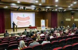 Gürpınar'da Evlilik Okulu seminerleri başladı