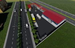 İpekyolu Belediyesi Atık Getirme Merkezi kuruyor