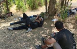 Kaçak göçmenlerden yeni taktik...
