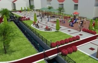 Park inşaatı yaptırılacak