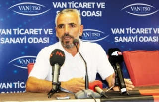 Polater: Vanspor FK oyuncak değildir