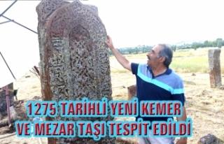 Selçuklu Mezarlığı'nda İlhanlı dönemine...