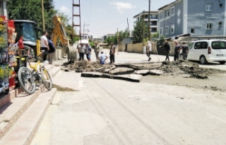 Selimbey Mahallesi'nde su kesintileri…