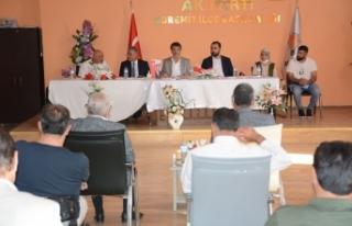Türkmenoğlu: 12 yıldır Van'da Ak Partisiz bir...