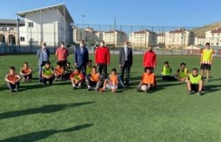 Tuşba'da spor kursları devam ediyor