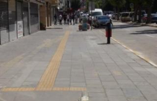 Van'da bayram nedeniyle caddeler boşaldı
