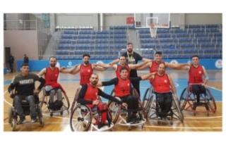 Vanlı Tekerlekli Sandalye Basketbol Takımı ligden...