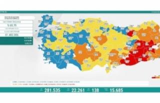 12 Ağustos koronavirüs verileri paylaşıldı