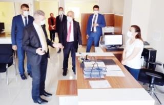 Aktürk: Van'daki istihdamı arttırmayı hedefliyoruz